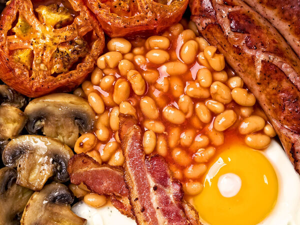 Believe it or not, a full Irish can be healthy. Picture: PA Photo/thinkstockphotos