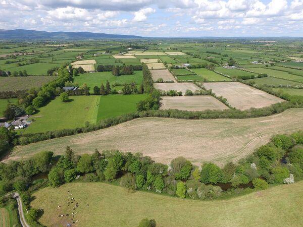 Land let out to tillage