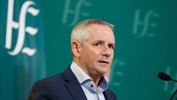 HSE CEO Paul Reid. Picture: Leon Farrell / Photocall Ireland