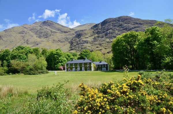 Delphi Lodge is one of the latest properties to join Ireland's exclusive Blue Book.