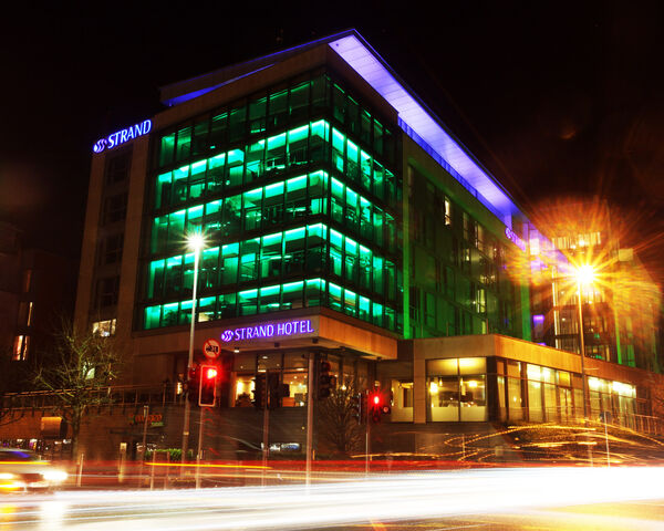 The Strand Hotel is the city's top-rated, four-star hotel. Picture: Brendan Gleeson