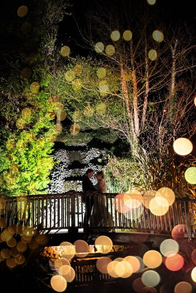 Mary Teresa Crowley and Richard Caverly had their wedding reception at Fernhill House in Clonakilty