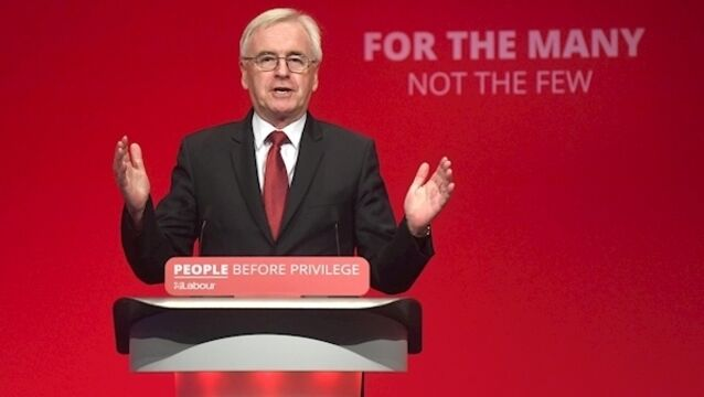 UK Labour tout 32-hour work week and abolishing private schools at Conference