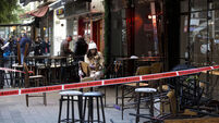 Video: Several wounded as gunman opens fire inside Tel Aviv bar