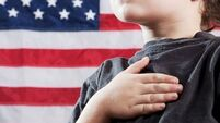 School reports student to police for saying Isis in pledge of allegiance