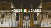 This Irish version of the House of Cards intro is excellent