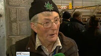 This farmer's hat on the news last night caused a bit of a stir online