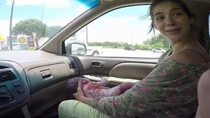 This amazing video of a woman giving birth in a moving car has gone viral