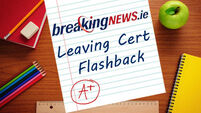 Leaving Cert Flashback: How well do you remember your Geography?
