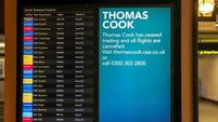 Thomas Cook staff prepare to be out of pocket on first payday since collapse