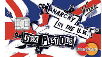 Sex Pistols  feature on new range of credit cards