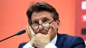 Coe vows not to accept Nestle decision to end IAAF sponsorship