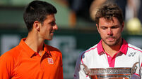 Wawrinka defies odds to beat Djokovic in French Open final