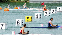 Ireland narrowly misses out on kayak medal in Baku