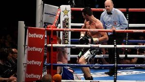 Carl Froch open to 'one-fight comeback'