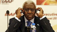 Ex-IAAF chief Lamine Diack quizzed by French police over corruption charges