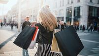 €250m expected to be spent on Black Friday sales with annual online spending forecast to reach €16bn