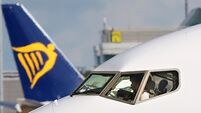 Ryanair shares rise amid  reports of groundings