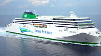 Irish Ferries owner held back by Brexit uncertainty