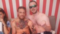 LISTEN: Corkman who crashed McGregor party: 'If I rushed it or pulled a camera I was gone'