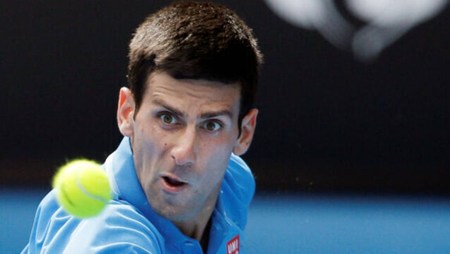 Djokovic and Murray survive tests in Cincinnati