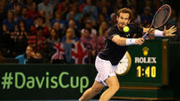 Andy Murray confident he can handle pressure of Davis Cup final