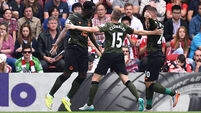 Southampton v Everton: The tweet, moment and man of the match