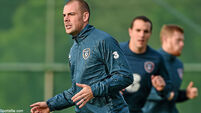 Darron Gibson called into Republic of Ireland squad