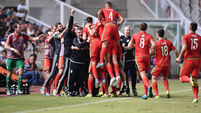 Late Bale header gives Wales win over Cyprus