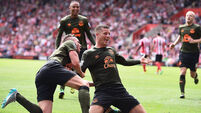 Everton secure surprise win at St Mary's