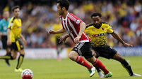 Saints and Watford play out scrappy nil-all draw