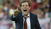 Hammers discipline a worry for Bilic