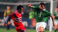Cascarino: Given should 'check his facts' about my Irishness