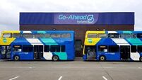 Go-Ahead bus firm to launch second Irish contract