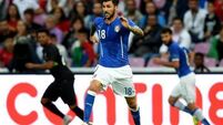 Italy lose seeding spot after Eder goal