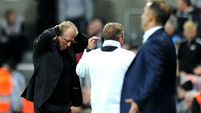 Newcastle manager Steve McLaren expecting a tough test at Manchester City