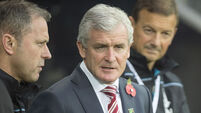 Mark Hughes does not expect Shay Given to feature in Ireland's play-off