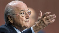 Judgement day as Blatter and Platini face Fifa ethics court