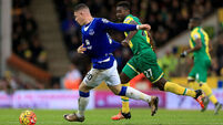 Norwich City v Everton - Barclays Premier League - Carrow Road