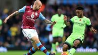 Aston Villa end seven-game losing streak with draw against Manchester City