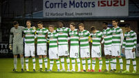 VIDEO: Celtic boss disappointed with booing during minute's silence