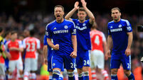 VIDEO: John Terry has a serious pop at Robbie Savage over criticism