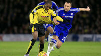 John Terry's long goodbye begins with clean sheet as unbeaten run continues