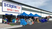 400 jobs to be created as Screwfix plans Irish expansion