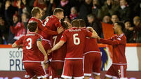 Despondent Celtic's lead at the top halved by fired-up Aberdeen