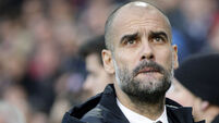 Manchester City confirm Pep Guardiola appointment on three-year contract