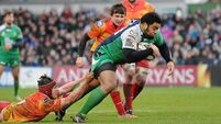 Connacht boost play-off hopes with bonus-point win over Scarlets