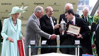 Ascot winner Gleneagles 'the best miler we've ever had', says O'Brien