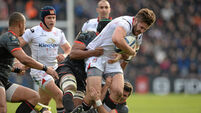 Toulouse v Ulster - European Rugby Champions Cup - Pool 1 Round 4