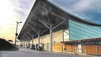 Cork Airport passenger numbers up 9%